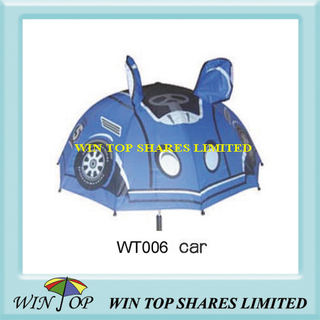 "18"" Car Design Cartoon Umbrella (WT006)"