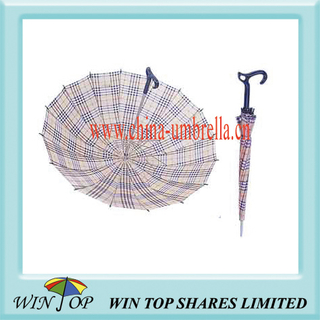 High Quality Steel Stick Umbrellas