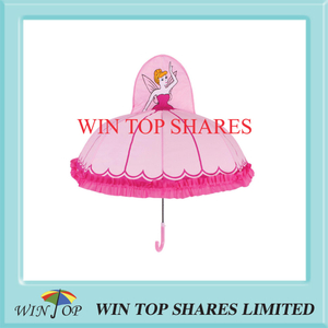 Creation and fashionable Rose Princess girl Umbrella
