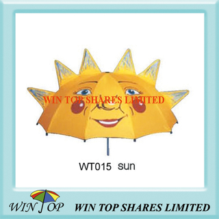 Sun Design Stylish Children Umbrella (WT015)