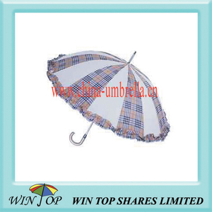 "23"" Scotland Design Noble Check Umbrella"