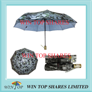 Europe Popular old film memorized gift AOC Umbrella