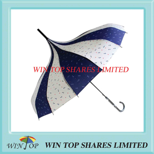 Special style printing pagoda umbrella