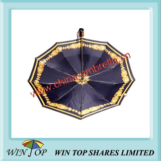 "23"" Auto Open & Close 10k, 10 Ribs Umbrella"