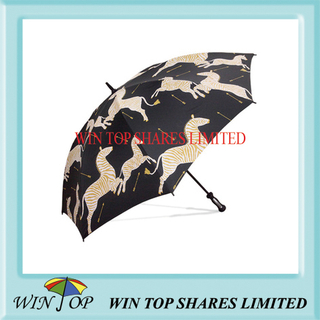 Horse Design Customized Promotion Umbrella