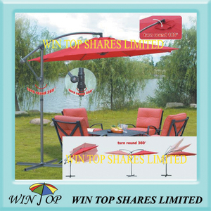 Outdoor Garden Umbrella for Patio and Cafe (WTS1013)