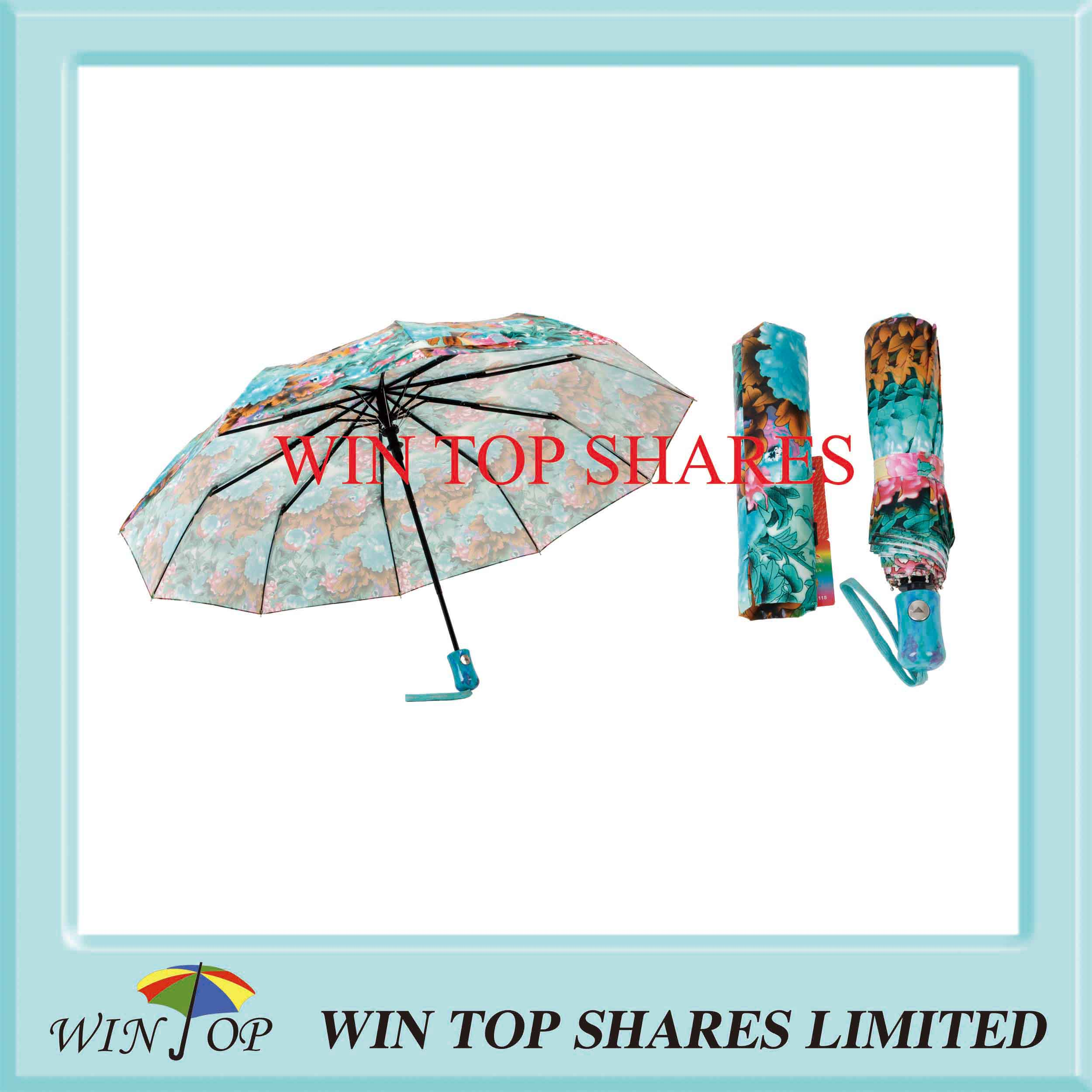 Middle Asia and Russia Top Quality Umbrella