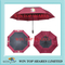 Football club adverting gift windproof full auto Umbrella